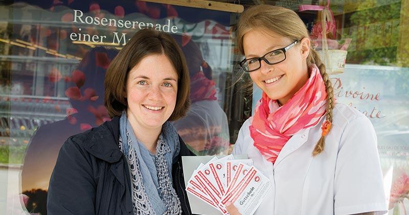Schau zuichi Tag Gewinnerin Anni Schmid